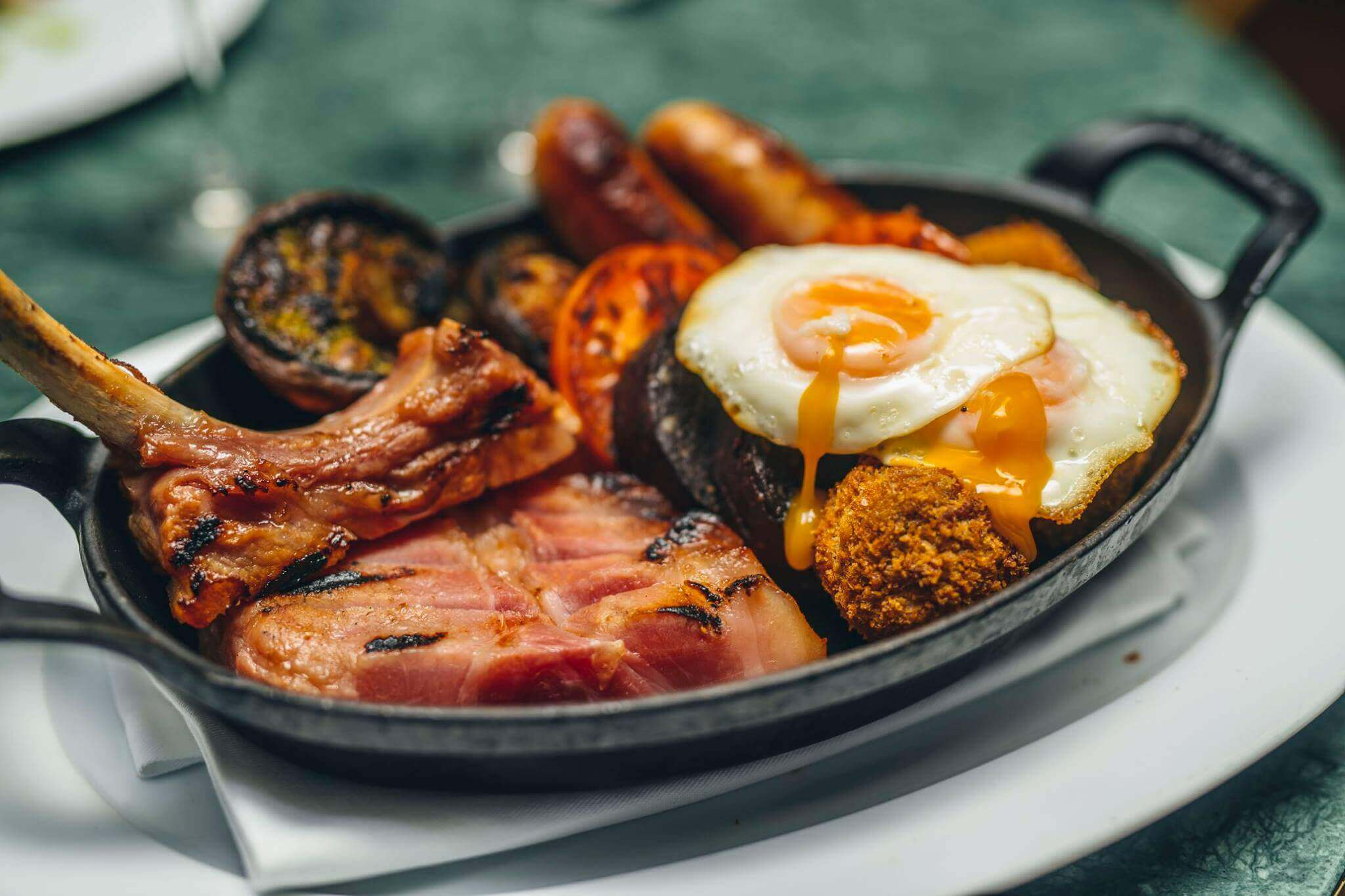 The Coal Shed Full English
