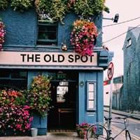 Exterior Sunday Roast at The Old Spot in Dublin