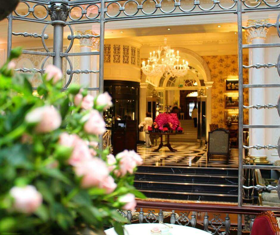 Easter Sunday Brunch at Kaspar's at The Savoy