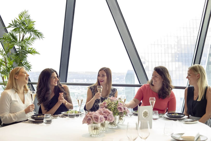 Book the Best Places to Brunch with a View - London