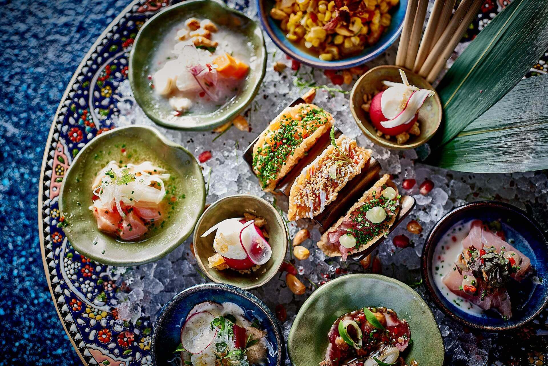 Coya, Mayfair, Bottomless Food, Unlimited, Booze, Brunch