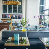 Interior at Skylon, Brunch with a View, Riverside Brunch, Luxury Brunch, Brunch by the Thames