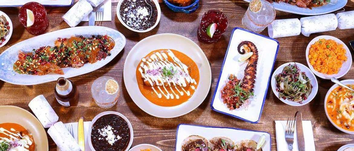 Mexican at Santo Remedio, Mexican Canteen, Mexican Brunch, Weekend Brunch