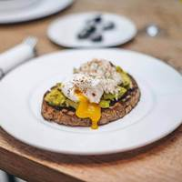 Avocado Toast Ultimate Brunch at Fish Market, Seafood Brunch, Bottomless Brunch, Weekend Brunch