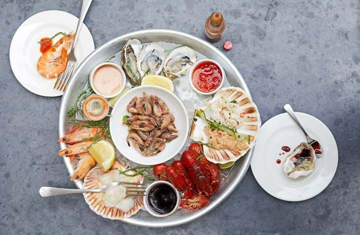 Ultimate Brunch at Fish Market, Seafood Brunch, Bottomless Brunch, Weekend Brunch